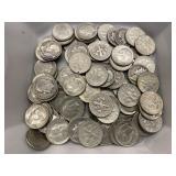 $10 in 90% Silver Dimes
