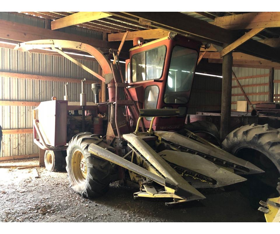 Haug Brothers Farm Auction 3 Generation Collection