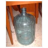 LG. GLASS WATER BOTTLE
