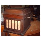 WORKING TABLE TOP EDISON CYLINDER PHONOGRAPH
