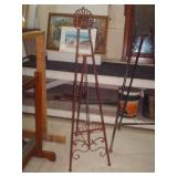 CAST IRON EASEL