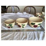 Wattware bowls
