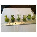 Crackle Glassware