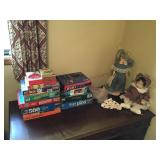 Puzzles and dolls