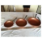 Copper chef pans