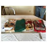 Napkins and table Cloths