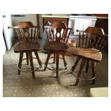 4 Barstools