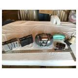 Boombox radios etc.