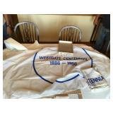Westgate centennial items
