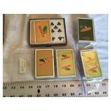 DeKalb playing cards