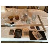 Calculators etc.
