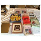 Bride books etc.