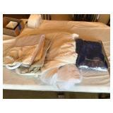 Mattress pads blanket etc.