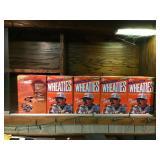 Dale Earnhardt Wheaties boxes