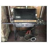 Weber Genesis gas grill barbecue