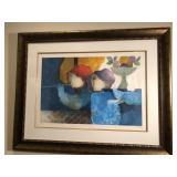Awar framed print 40x31