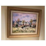 Poubord Painting 32x27