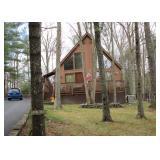 Home in Gated Community of Marcel Lake Estates - Poconos