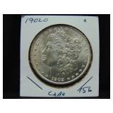 1902O Morgan Dollar