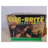 Vintage Hasbro Lite-Brite - Works!