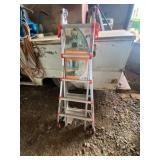 Little Giant Velocity Aluminum Ladder