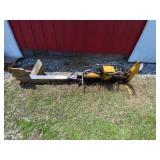 Danus 3 pt Wood Splitter