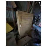 US Standard Scale in Wood Box