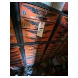 Dorman Products Metal Parts Bin w/Small Drawers