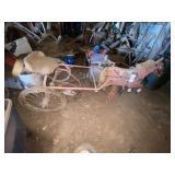 Pony Pedal Cart-Child