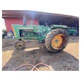 Oliver 1650 Hydro Power Drive Tractor Diesel