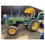 John Deere 5510 Power Reverser Tractor w/Canopy