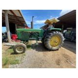 John Deere 4050 w/Canopy Dual Hyd*Tractor Only*