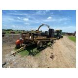 Tube Line TL5500 Automatic Round Hay Bale Wrapper