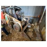 Clark 632 Skid Steer Gas*Some Mtnce Required*