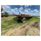 All Steel Tandem Dual Axles Trailer w/Dolly 50 ft