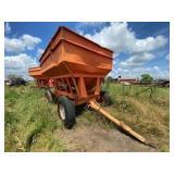 Gravity Wagon 300 Bushel Capacity