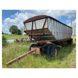 Semi Grain Wagon w/ Dolly 26 ft