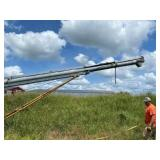 Hutchinson Auger 8in x 50ft PTO Driven