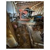 4-Wheel Flatbed Wagon w/Dump 7ft x 14ft