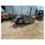 Chevrolet Pickup Bed Trailer*Contents Not Included