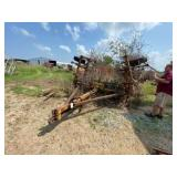 Pull Type Field Cultivator Fold Up 20ft
