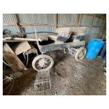 Open Top 2-Seater Buggy w/Model A Axles