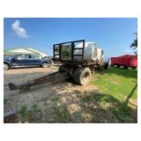 Semi Trailer 12ft top deck w/Dolly Total 42ft