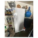 Frigidaire Upright Eventemp Freezer-White