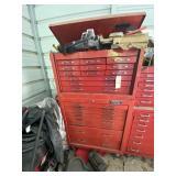 Proto Professional Rolling Tool Box w/21 Drawers
