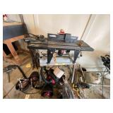 Craftsman Router on Miter Mate Stand