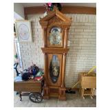 """Shenendoah Grandfather Clock 92"""" Tall"""