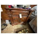 """Bed Side Table 32""""L x 17""""W x 32""""H"""