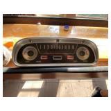 1963 Ford Falcon Speedometer Dash Plate
