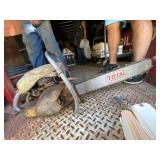 Vintage Pioneer  Chain Saw